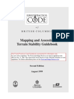 Mapping and Assessing Terrain Stability Guidebook