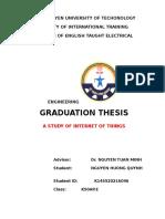 Internet of Things ( 1.4)