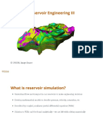 Introduction to Reservoir Simulation