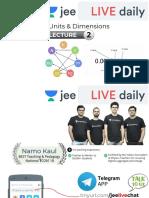 Units&Dimension