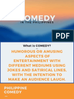 Comedy in the Philippines (2)