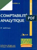Comptabilté analytique
