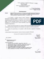 ESDP Scheme Guidelines