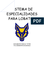 Especial Ida Des - Tutor y Dirigente de Manada