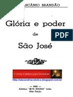 Gloria e Poder de São José