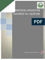 Proposal Dauroh Al quran.docx