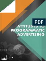 IAB Programmatic Advertising