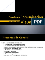 Diseño de Comunicación Visual UNO