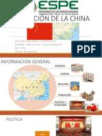 Situación de La China 1