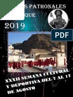 Libro Fiestas 2019 Alboloduy