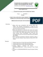 Surat Keputusan Asesmen Pasien
