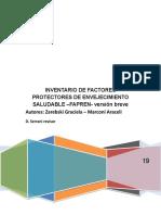 b. Fapren Dimensiones
