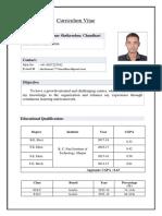 Shiv Resume .Doc(1)