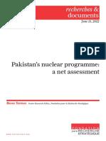 Nuclear Program of Pakistan