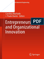 Entrepreneurship and Organizational Innovation
