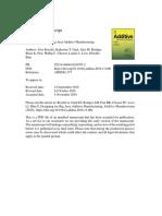Designing for Big Area Additive Manufacturing