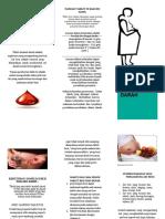 Leaflet Tablet Fe