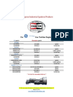 Champion Industrial Ignition Products