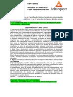 5° e 6° SEMESTRE 2019 - 2 - PRODUÇÃO TEXTUAL INTERDISCIPLINAR - Agroindústria – Bela Citrus.