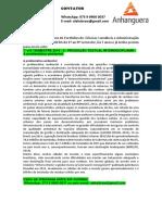 7° e 8° SEMESTRE 2019 - 2 - PRODUÇÃO TEXTUAL INTERDISCIPLINAR - A problemática ambiental.