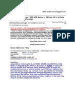 RECUSED US District Court Judge - Allison Dale Burroughs (MA) Threatens Plaintiff w/ Sanctions for Identifying Treason Violations Under 18 U.S. Code §2381 (Ref. HARIHAR v US BANK et al)