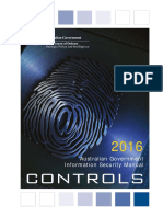 Information Security Manual 2016 Controls