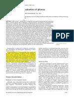 Conventional MRI Glioma