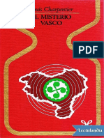 El Misterio Vasco - Louis Charpentier