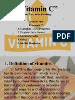 ppt Vitamin C