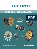 Fan Clutch Catalog