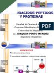 Aminoacidos -Peptidos y Proteinas