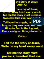 Tell Me The Story Of Jesus AH.ppt
