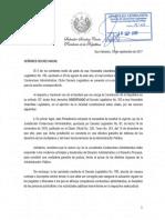 Creación de Ley Contencioso Administrativo El Salvador
