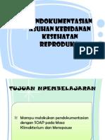 Pendokumentasian-Askeb-Kespro.ppt