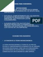 Economia Para Ingenieros- Microeconomia. 13-02-18.