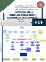 Proyeccion Curricular Ecuatoriana