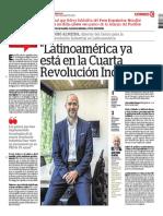 Latinoamérica Ya Está en La Cuarta Revolución Industrial