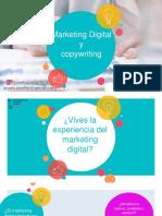 Ponencia Marketing Digital. Escritura para redes y web