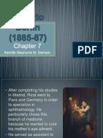 Rizal's Life in Paris to Berlin