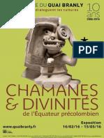Chamanes y Divinidades Francia
