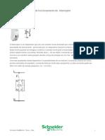 Teleruptor Principio de Funcionamento