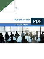 Programa Lean Six Sigma