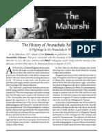 The Maharshi 2018 Sep Oct