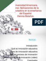 Presentacion Sobre Las TICS.