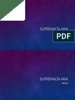 Supremacía Aria