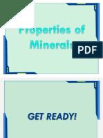 Minerals Quiz