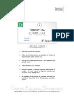 Prueba2 Ccurricular Ciencias 8basico 2015