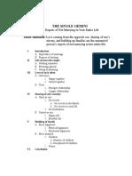 Darlene Bedro - Why Single-1 S3