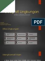 02. Etika Lingkungan