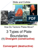 6.2-Types of Plate Boundaries